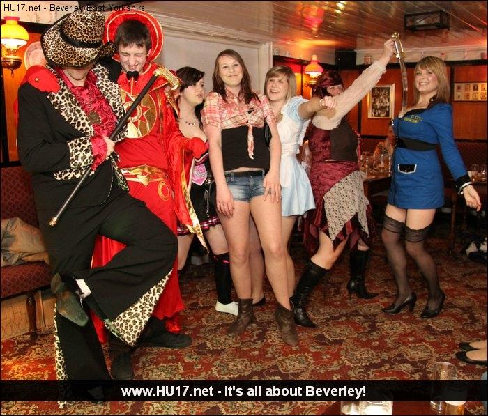 Viki Smith 18th Birthday Fancy Dress Party - HU17.net – It&-39-s all ...