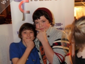 Over 200 Youngsters Enjoy Willy Wonka Themed Youth Café