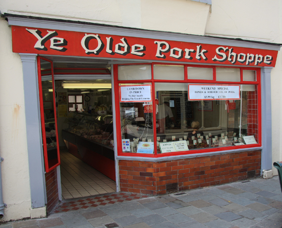 Ye Old Pork Shop - 21 Wednesday Market, Beverley, East Yorkshire, HU17 - 01482 670577