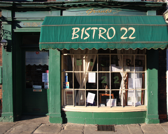 Grants Bistro is situated very close to The Beverley Arms hotel and specialises in fine...