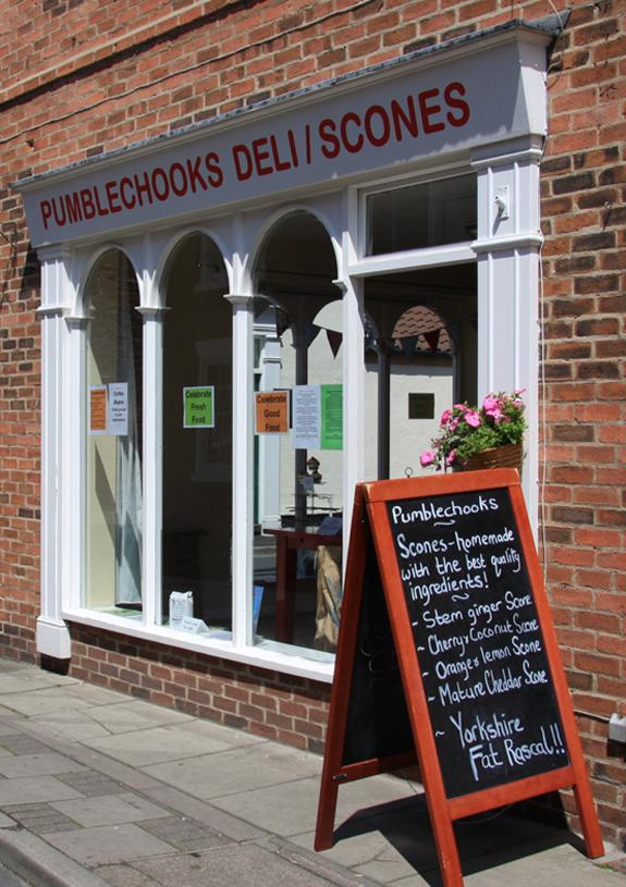 Pumblechooks Deli & Scones , Beverley, HU17