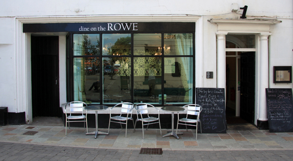 Dine On The Rowe - 12 / 14 Butcher's Row, Beverley, East Yorkshire, HU17 0AB