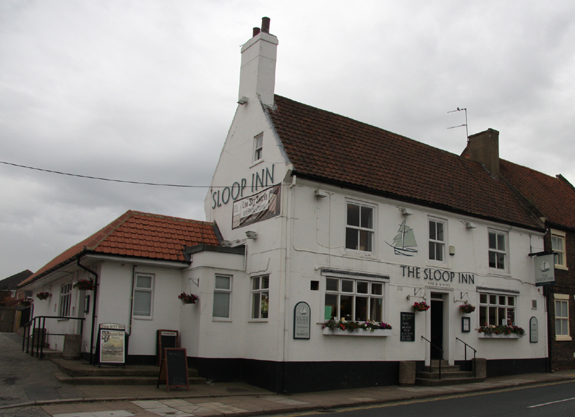 The Sloop Inn - 46, Beckside, Beverley, East Yorkshire, HU17 0PB - 01482 867