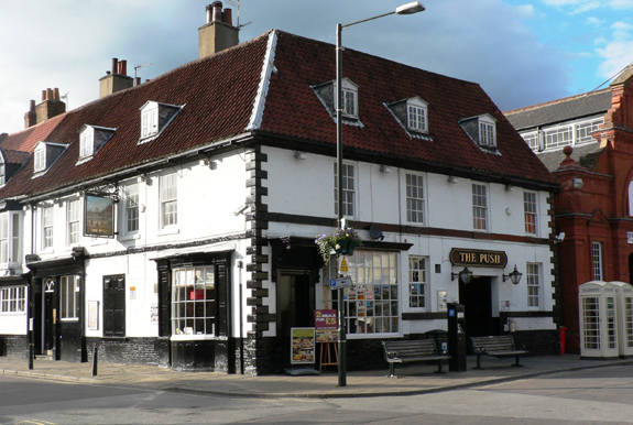The Push Inn - 27 Saturday Market, Beverley, East Yorkshire, HU17 8BB - 01482 889811
