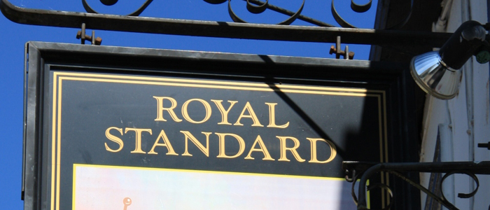 The Royal Standard pub in Beverley is a Grade II listed building, it is believed...
