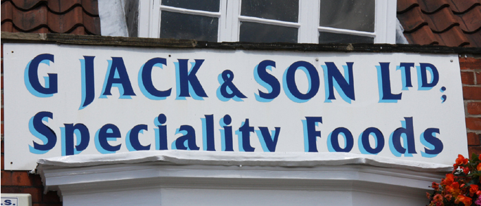 G Jack & Son - 6, Wednesday Market, Beverley, North Humberside HU17 0DG - 01482 882437