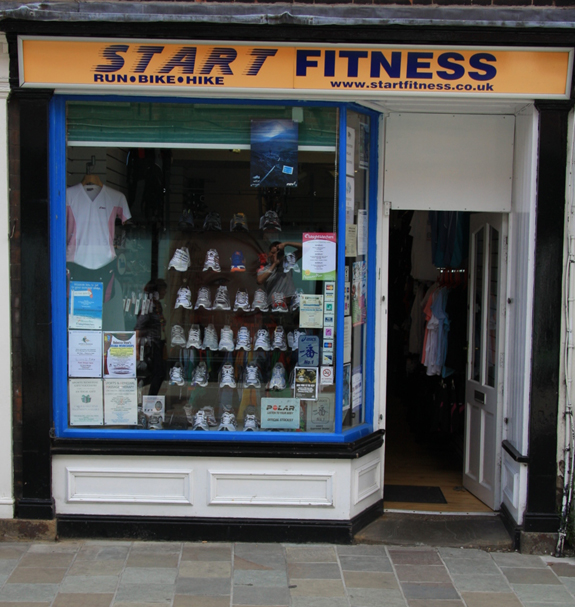 Start Fitness Sports Shops - 30, Butcher Row, Beverley, East Yorkshire, HU17 0AB - 01482 861859