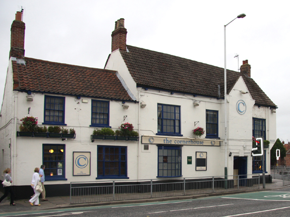 Cornerhouse Pubs - 2-4, Norwood, Beverley, East Yorkshire, HU17 9EY - 01482 882652