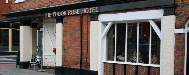 The Tudor Rose Hotel is located in Wednesday Market Beverley just 5 minutes walk from...