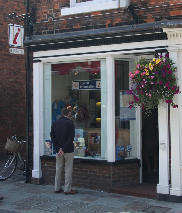 Beverley Tourist Information Office