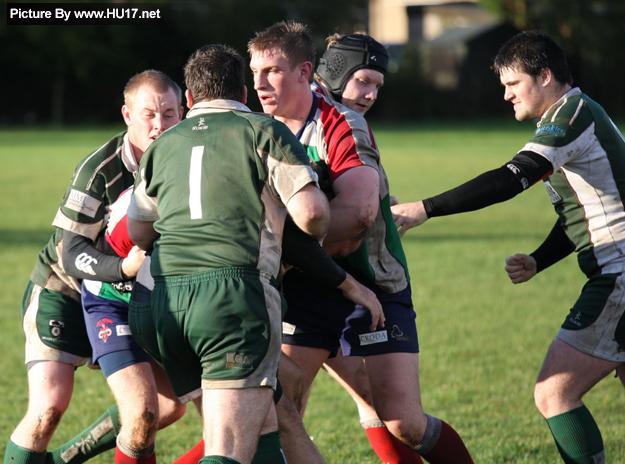 Beverley 2nd XV v Hull Ionians Beaver Park
