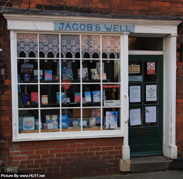 Jacobs Well Beverley Book Shop
