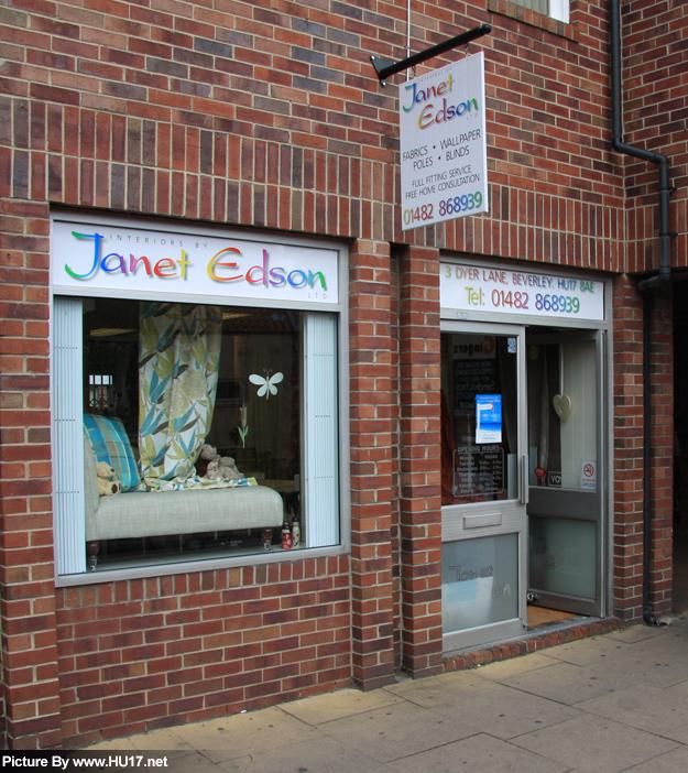 Janet Edson Beverley Shop