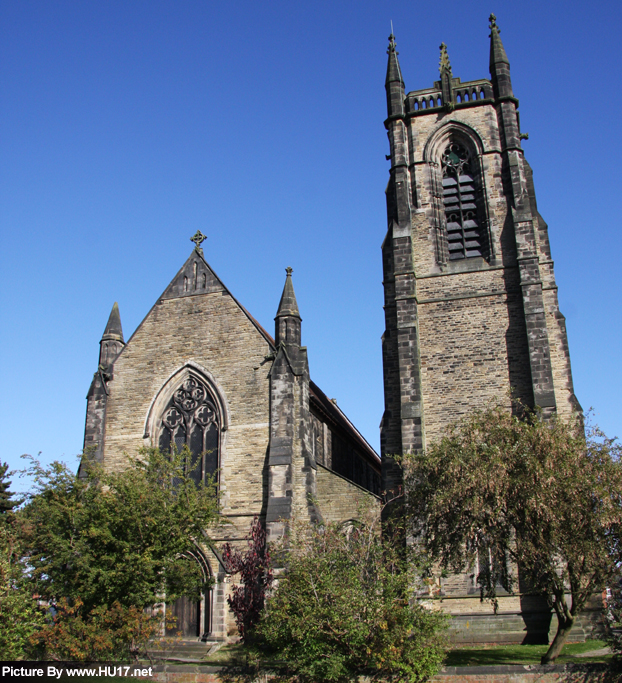 St Nicholas Church Beverley