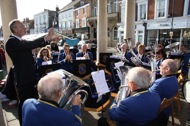 Beverley Brass Band HU17