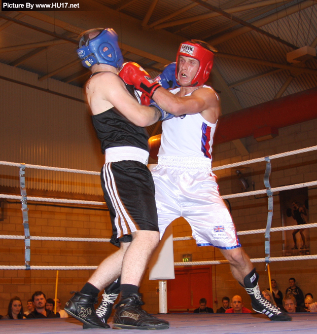 Beverley Leisure Centre Boxing