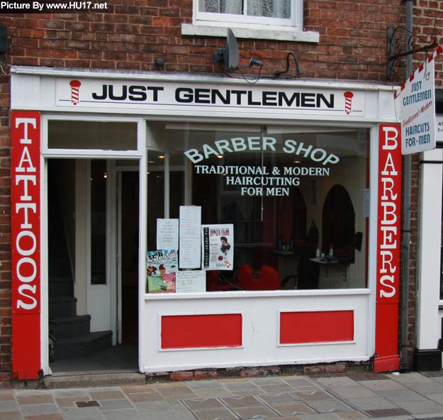 Just Gentlemen