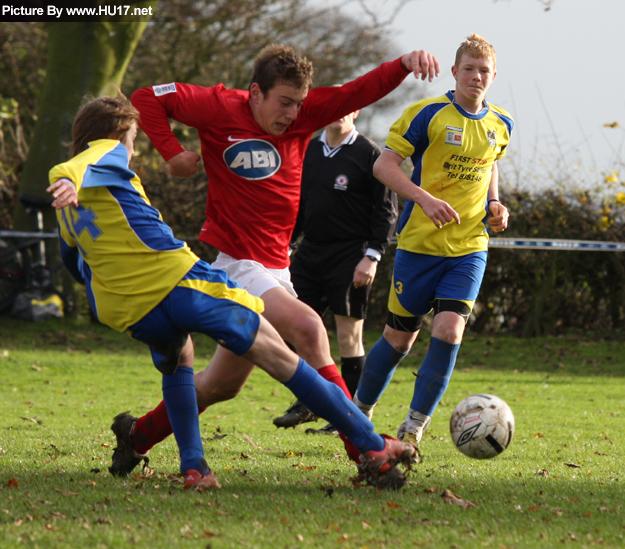 Molescroft FC Tigers Vs Rockford Rangers HU17