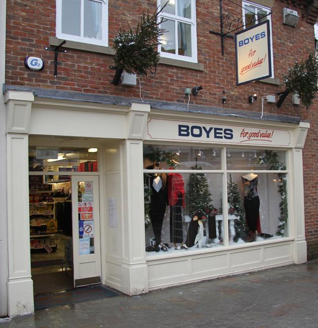 Boyes Beverley HU17