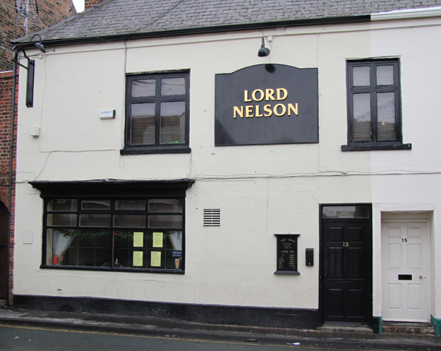 Lord Nelson Pub Beverley