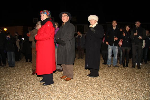Beverley Minster New Years Eve 2009