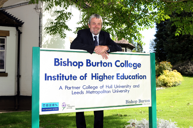 with organising the Bishop Burton College Rural Business Conference