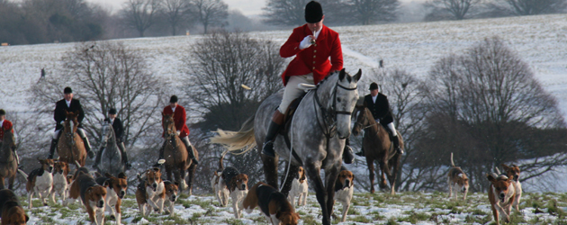 These pictures are from Boxing Day and were taken by Roger Spink of Spinks the...