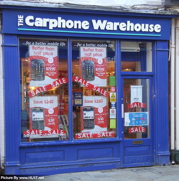 The Carphone Warehouse Group