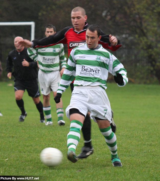 Daniel Moore - West Lee Vs Beverley United