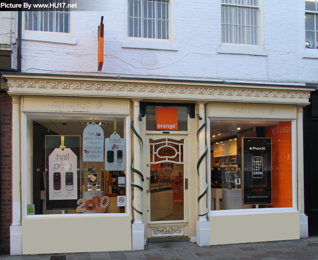 The Orange Shop in Beverley provides mobile phone and internet related services and hardware for...