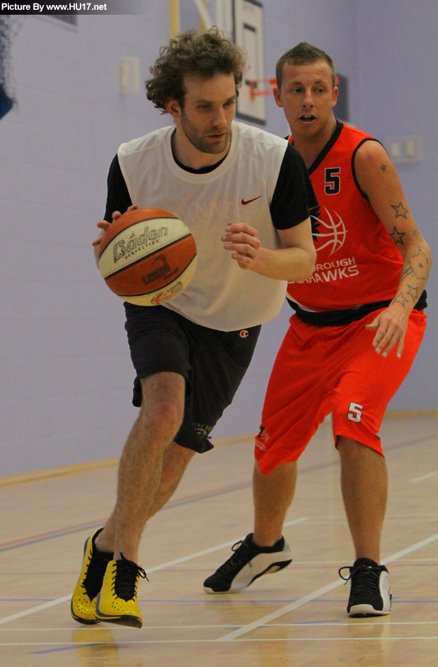 Basket Ball Bishop Burton College