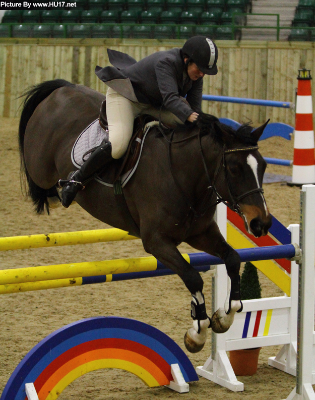 Showjumping pictures from the Equissage Discovery Championship, First Round and the KBIS Insurance Senior British...