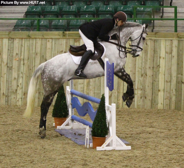 Pictures from The Senior British Novice 1st Round, the event at Bishop Burton College was...