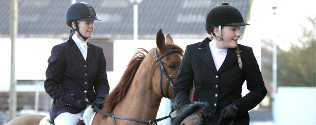 Bishop Burton College hosted a day and evening of Showjumping at their Equestrian Centre. Riders...