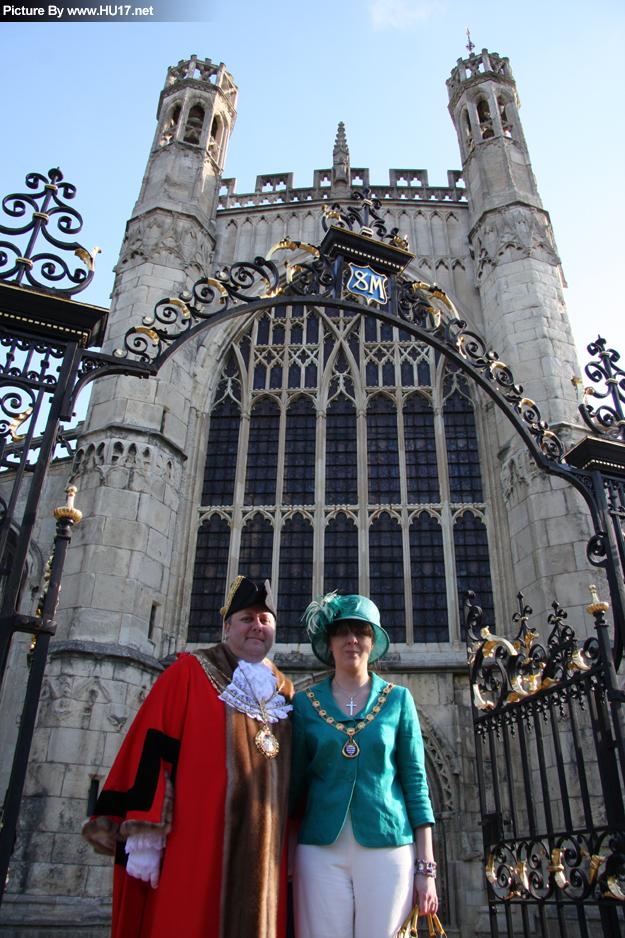 Mayor of Beverley