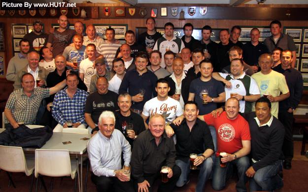 Beverley Rugby Club Awards Night