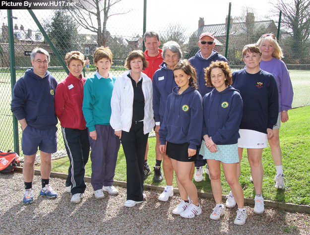 Beverley Tennis Club Open Day