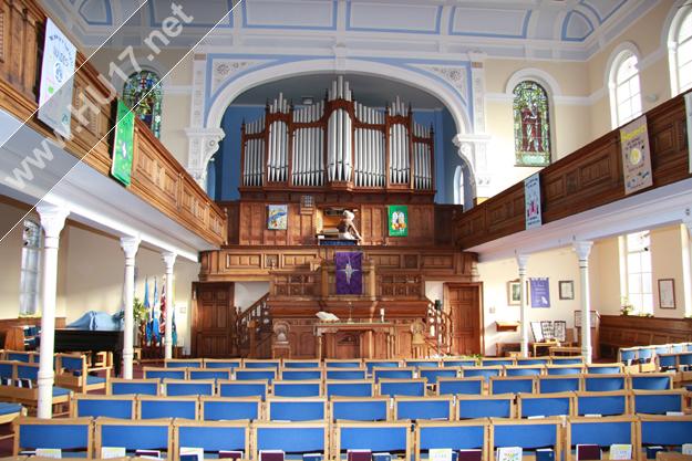 toll gavel church beverley