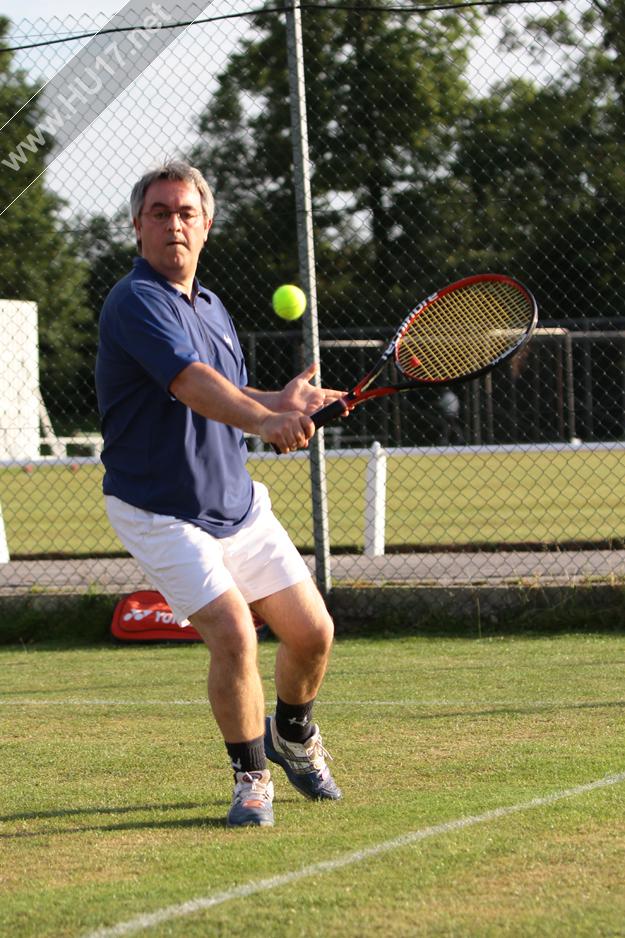 Beverlet Town Tennis Match