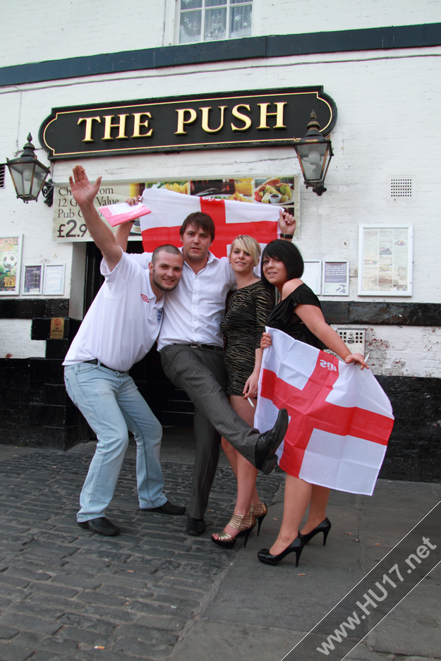 World Cup The Push Beverley