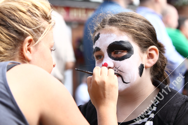 Beverley Town Trail Face Painting