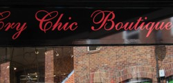 Cry Chic Boutique provide unique ladies fashion wear and is situated on Dyer Lane is...