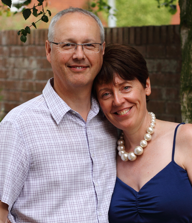 Steve and Kay Farrow