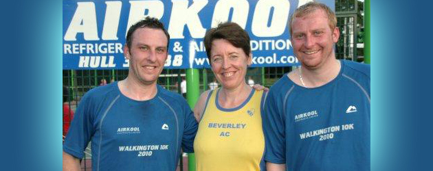 Beverley Athletic Club has announced that entries are now being taken for the Airkool Walkington 10k and those who were disappointed at not getting a place in the Beverley 10k are encouraged to enter.
