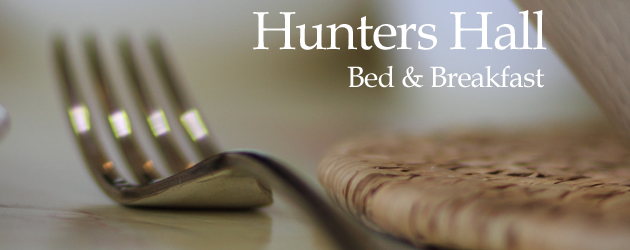 A family-run award-winning bed and breakfast convenient for Beverley town centre, the Westwood and all major roads, Hunter's Hall has built up a loyal range of regular guests over the two years it has been open.