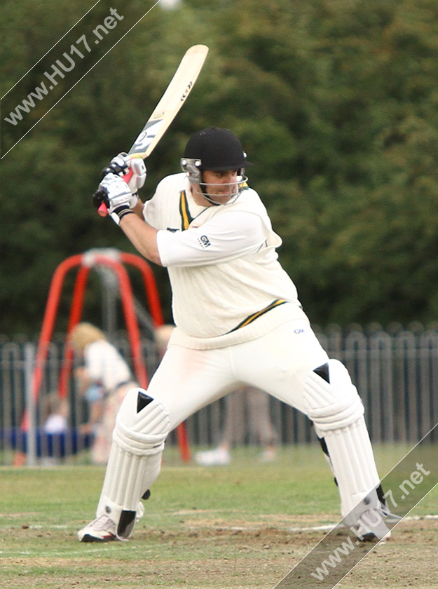 Walkington CC Rob Scatter