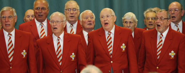 The Beverley Male Voice Choir have invited Mrs Ann Christie to be their new President for the next 2 years, which is the first time that they have invited a former President to take over the office.