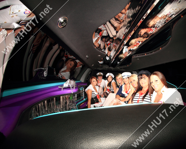 Hen Party Limo