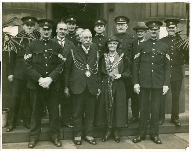 East Riding Constabulary and Beverley Borough Police c.1920s