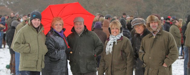 Holderness Hunt Supporters Club held their annual hunt meeting at the Beverley Westwood. The event...